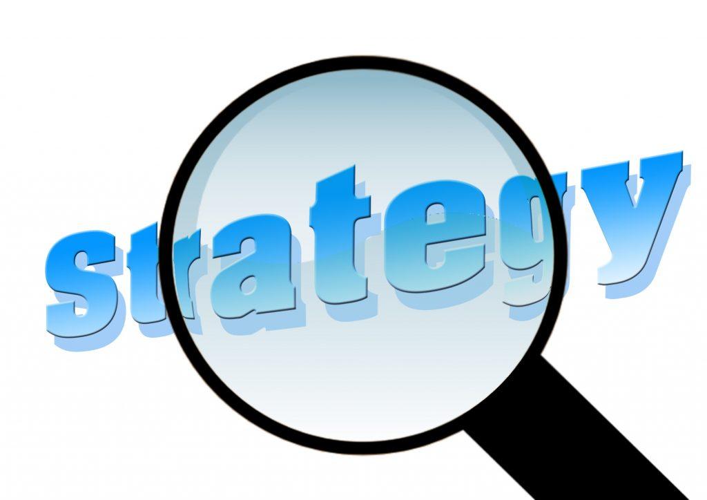 Focus op strategie-uitvoering